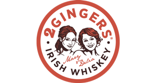 2 Gingers Irish Whiskey Logo